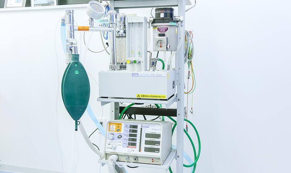 病院案内 医療機器について   ...